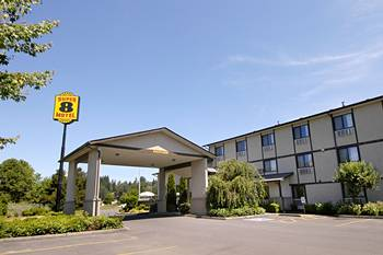 Super 8 Motel Kelso