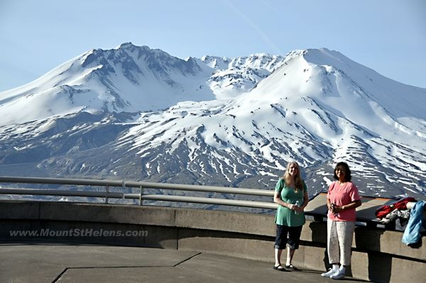 Mt St Helens National Park Visitor Guide – Portland Oregon Tourist Attractions Map