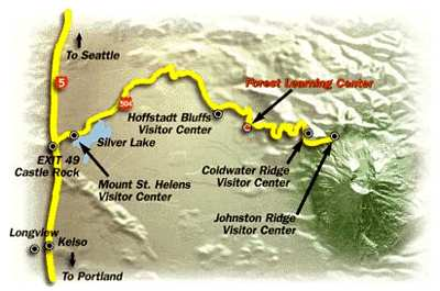 Forest Learning Center At Mt St Helens Free Admission