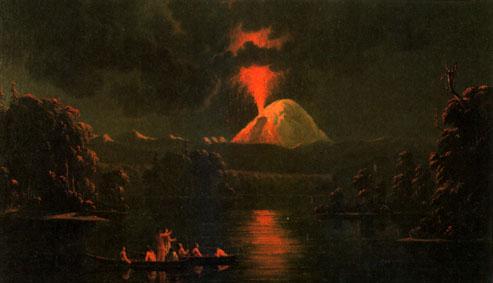 radiocarbon dating volcanic ash