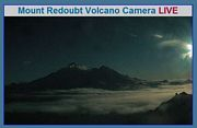 Mount Redoubt Webcam - click here